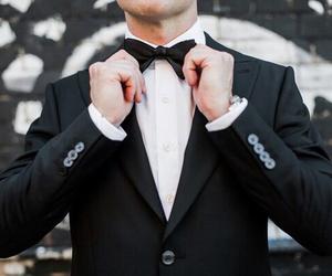 gentleman, man, and suit image