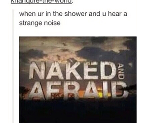 funny, haha, and shower image