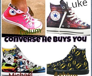 <3, 5sauce, and converse image