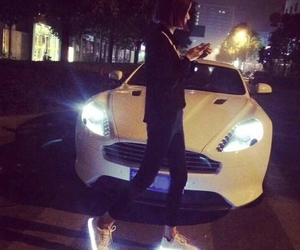 car, light, and luxury image