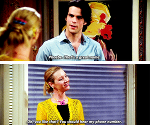 funny, phoebe buffay, and quotes image