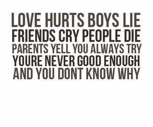 friends, love, and boys image