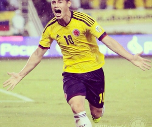 colombia, james rodriguez, and football image