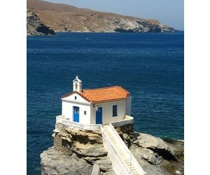 Greece, greek island, and trip image
