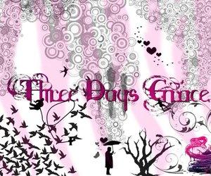 three days grace and music image