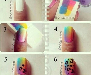 <3, cool, and nails image