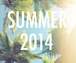 holidays, sun, and 2014 image