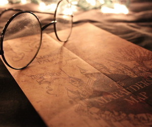 harry potter, glasses, and hp image