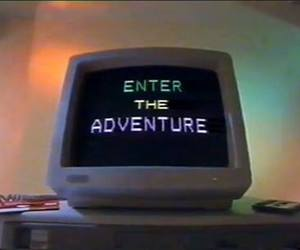 grunge, adventure, and computer image