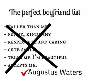 the fault in our stars and augustus waters image
