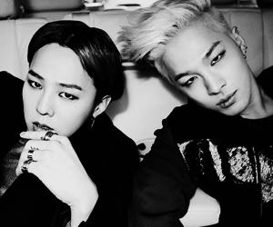 g-dragon, kpop, and taeyang image