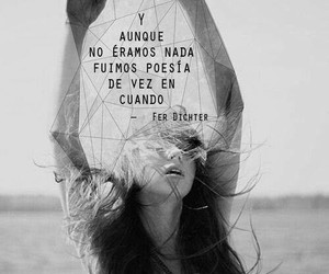 frases, poesia, and frases en español image
