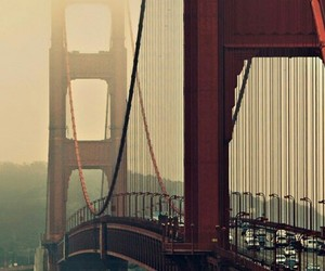 golden gate, san francisco, and travel image