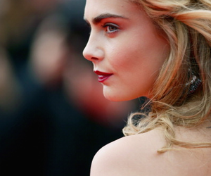 fashion, beauty, and cara image