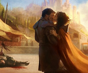 game of thrones, oberyn martell, and got image
