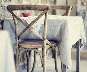 chair, table, and Countryhouse image