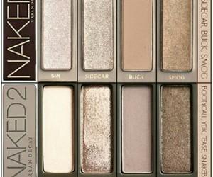 makeup, urban decay, and eyeshadow image