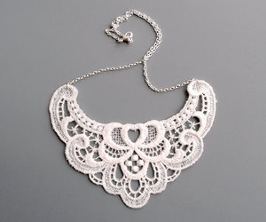 diy, lace, and white image