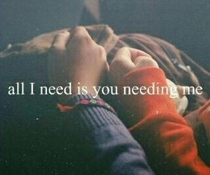 love and need image