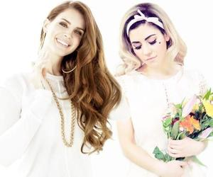 lana del rey, marina and the diamonds, and marina diamandis image