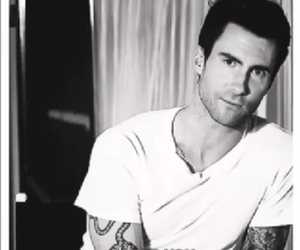 adam levine, love, and I Love You image