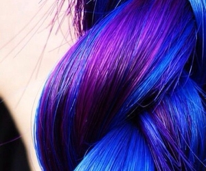 purple, blue, and beautiful image