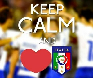 italy, world cup, and love image