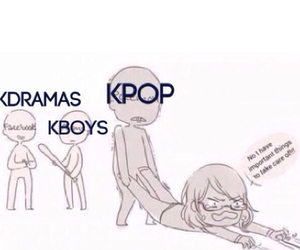 kpop, kdrama, and kboy image