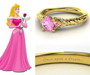 princess, disney, and ring image