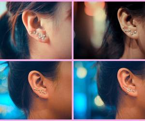 big dipper, dopamine, and earrings image
