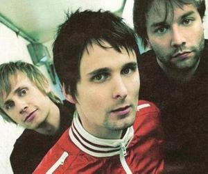 muse, chris wolstenholme, and Dominic Howard image