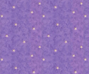 girly, purple, and stars image