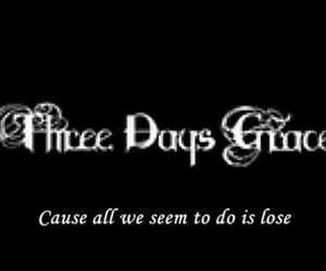 three days grace and now or never image