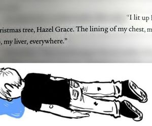 cancer, the fault in our stars, and hazel grace image