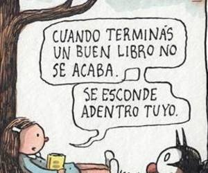 book, frases, and leer image