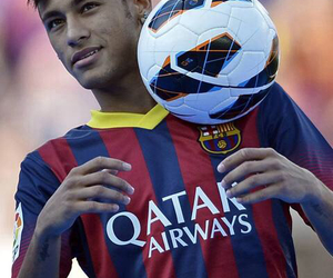 neymar, football, and Hot image