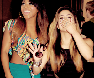 ally brooke, normani kordei, and fifth harmony image