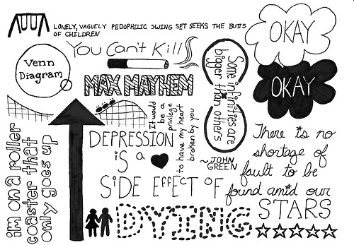 27 images about The Fault In Our Star on We Heart It | See more about the fault in our stars, tfios and augustus waters