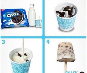 oreo, diy, and food image