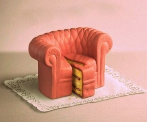 bake, cake, and couch image