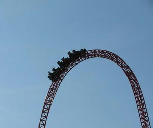 freedom, rollercoaster, and sky image