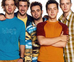 nsync and old schoo' image