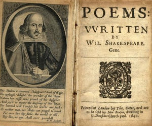 shakespeare, book, and poem image