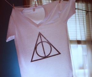 harry potter, shirt, and hp image