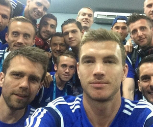 Bosnia, dragons, and world cup image