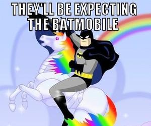 unicorn and batman image