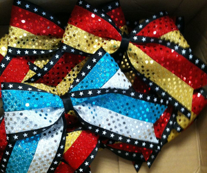 germany, cheerleading, and bows image