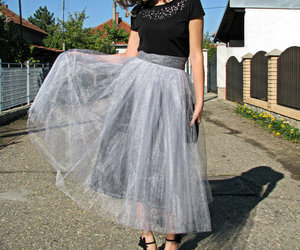 ballerina, etsy, and outfit image