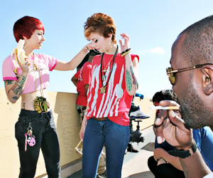 swag, kreayshawn, and lil debbie image