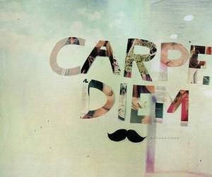 carpe diem and dreams image